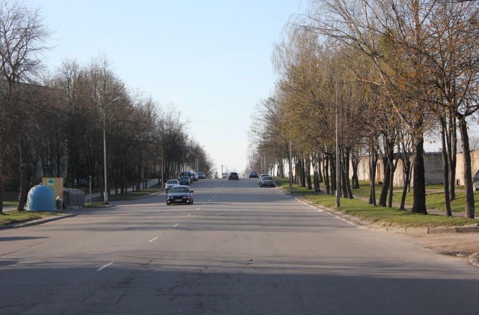 Pristatytas Lietavos gatvės rekonstrukcijos projektas: ji bus siaurinama