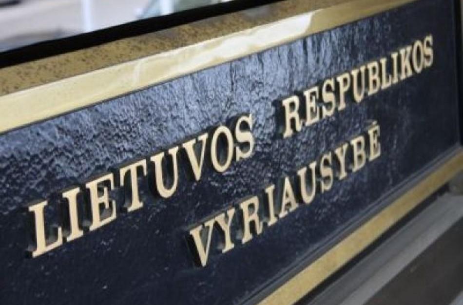 Gyventojų priėmimas LR Vyriausybės priimamajame
