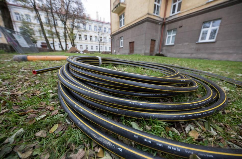 ESO modernizuos dujotiekius ir Jonavos rajone