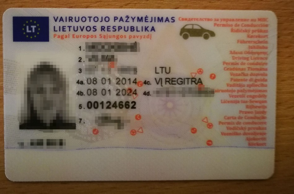 Nesusimokėjusiems baudų už KET pažeidimus nebus išduodami vairuotojo pažymėjimai