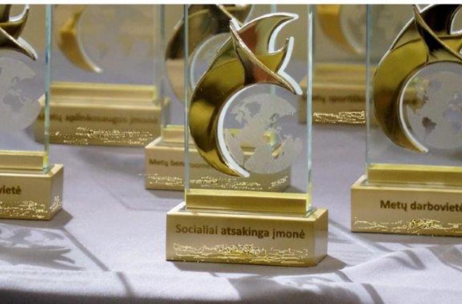 Nacionalinis atsakingo verslo apdovanojimas laukia įmonių