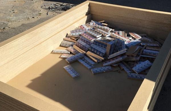 Nelegalios cigaretės Lietuvai kainuoja daugiau nei 50 milijonų eurų per metus