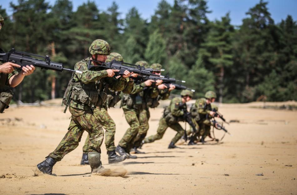 """Krašto apsaugos viceministras G. Jeglinskas: """"Esame suinteresuoti, kad Lietuvos įmonės kuo aktyviau dalyvautų NATO  paramos ir pirkimų agentūros pirkimuose"""""""