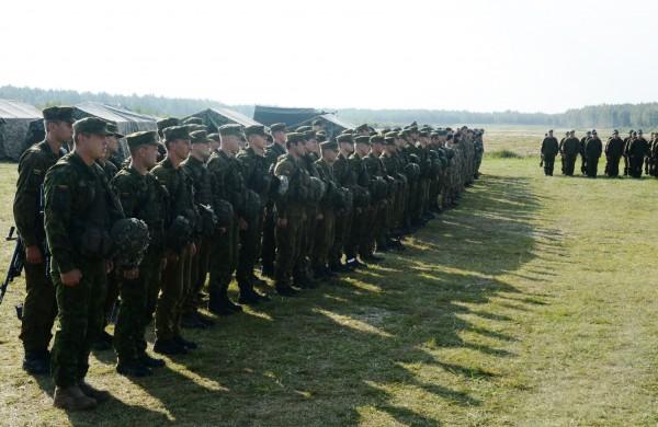 Algirdo bataliono pėstininkų skyrius - stipriausias Sausumos pajėgose