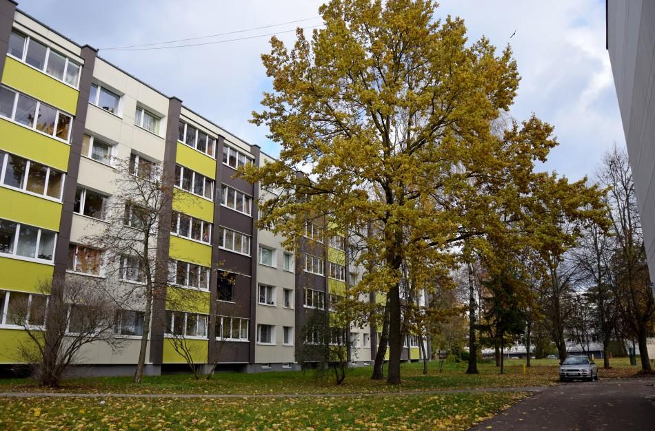 Jonavos rajono savivaldybės administracija skelbia vieno kambario butų Jonavos mieste pirkimą