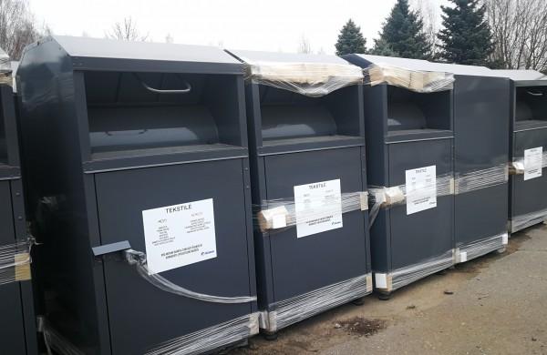 """Jonavietė Marija: """"Kada bus galima naudotis naujais konteineriais?"""""""