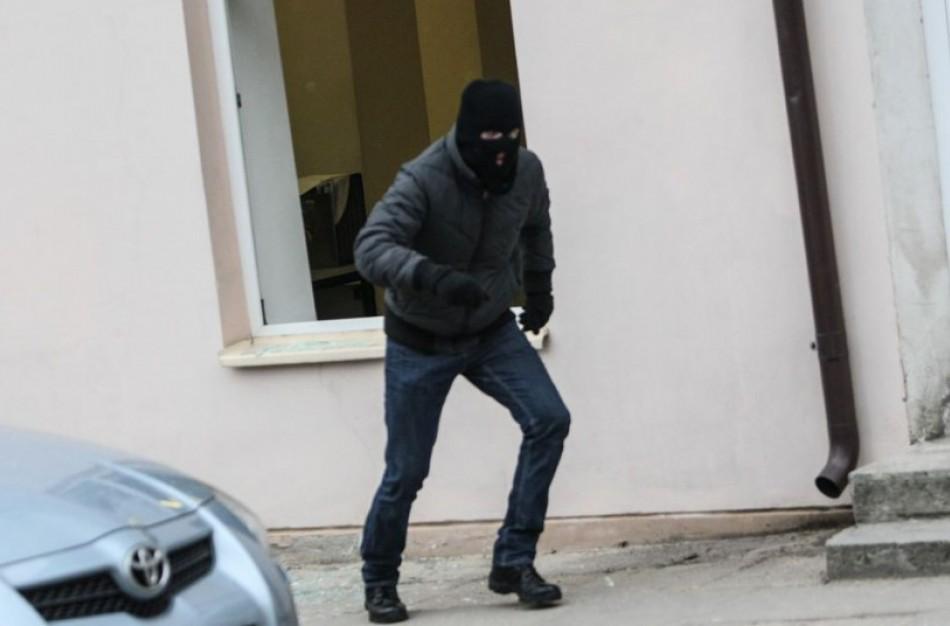 Dėl vagystės gyventojas patyrė 1165 eurų žalą