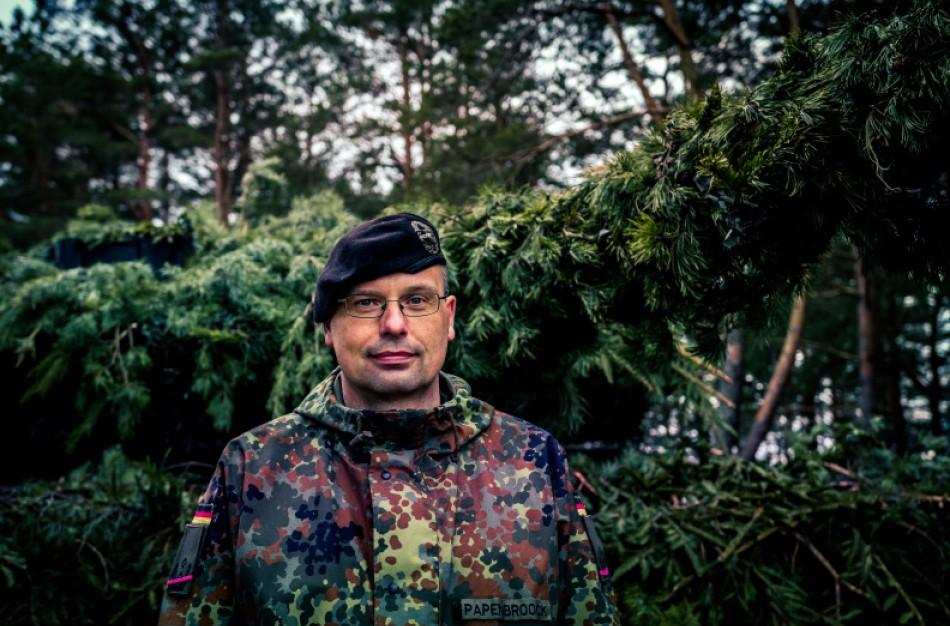 NATO šalių kariai savanoriškai vyksta tarnauti į Lietuvą