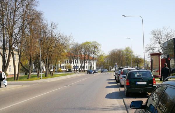 Ruošiamasi rekonstruoti atkarpą nuo Žeimių g. iki Sodų g. – gyventojai kviečiami susipažinti su projektiniais pasiūlymais