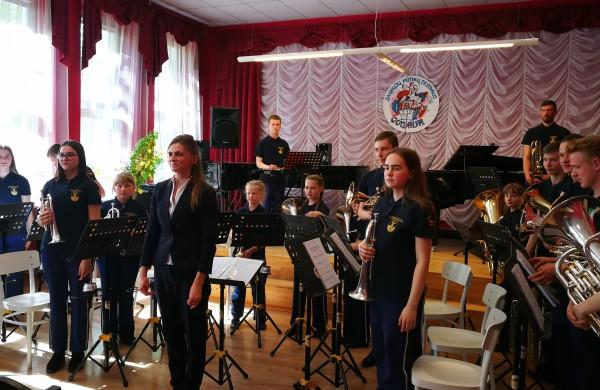 """XII- ais respublikinis jaunųjų pūtikų festivalis """"Jonava 2019"""""""