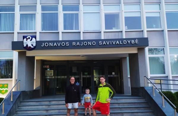 Keturių dienų kelionė Neries upe: italo keliautojo stotelė - Jonava