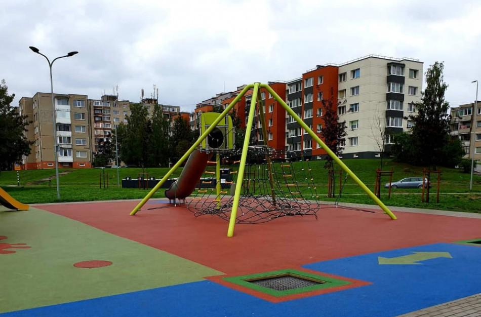 Mama įsitikinusi – dukra utėlėmis užsikrėtė vaikų žaidimų aikštelėje