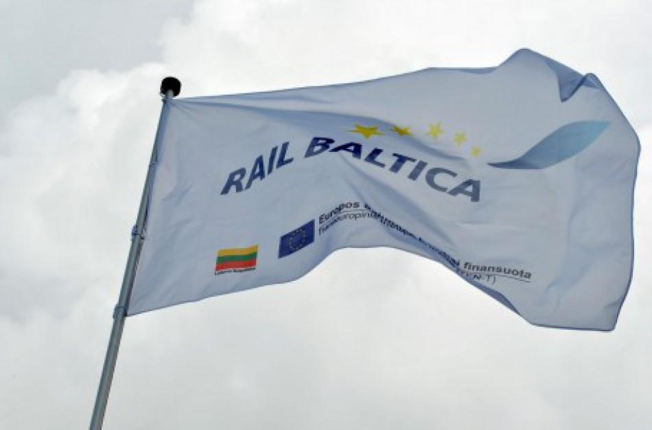 """Supažindins Jonavos gyventojus su projekto  """"Rail Baltica"""" įgyvendinimo etapu"""