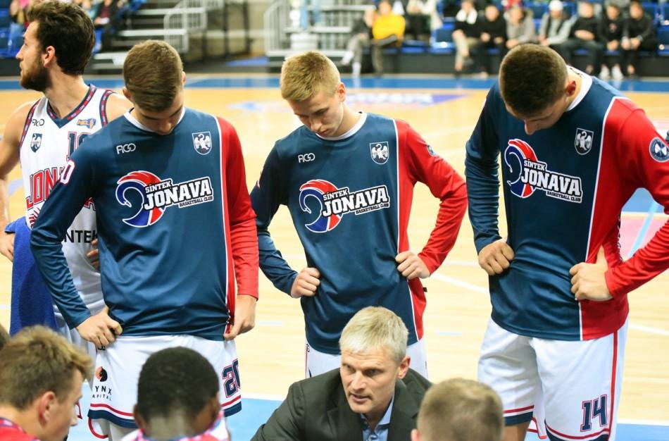 """NKL ir Baltarusijos turnyre """"Jonavos"""" krepšininkai nusileido svečiams iš Minsko"""