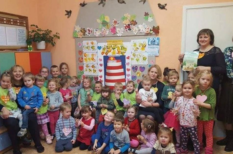 Glaudus bendradarbiavimas tarp ikimokyklinio ugdymo įstaigų, minint Tarptautinę tolerancijos dieną