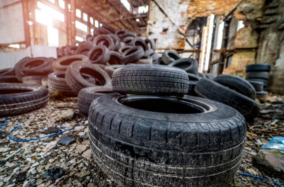 Kaip užtikrinti visų senų padangų surinkimą ir sutvarkymą?