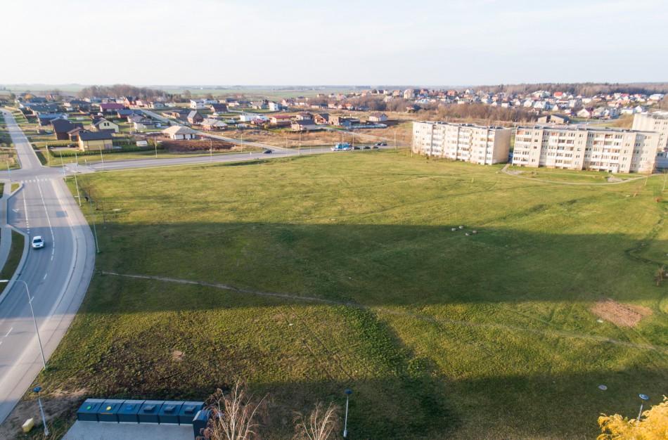 Rimkuose bus projektuojamas naujas parkas