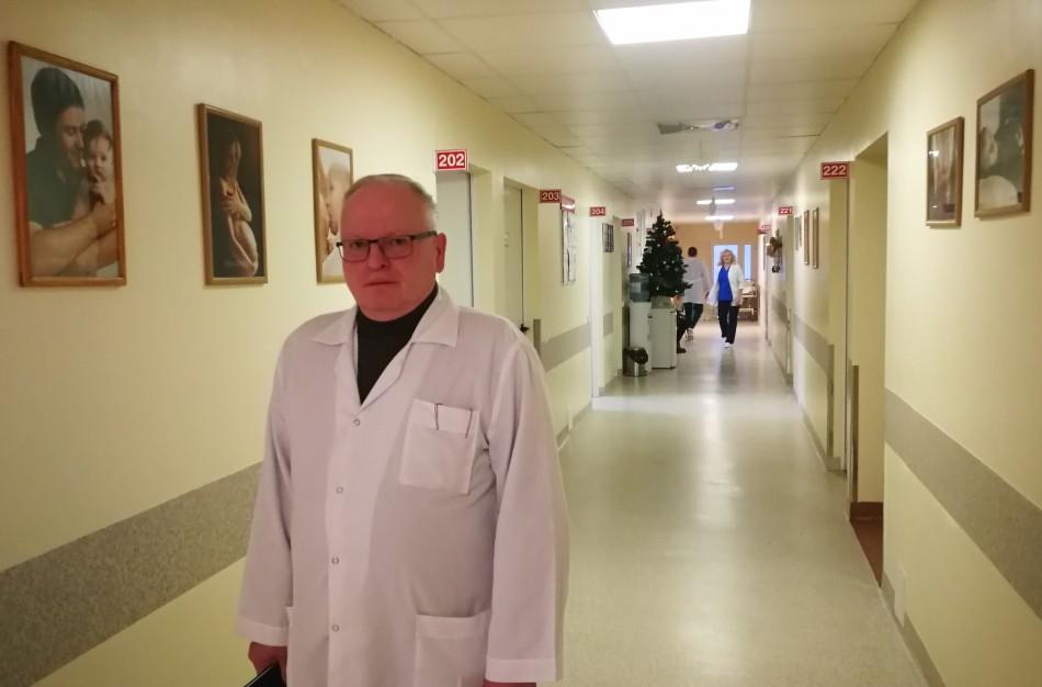A. Šalaševičius: Jonavos ligoninėje -  susidorojimas, patyčios bei darbuotojų kiršinimas