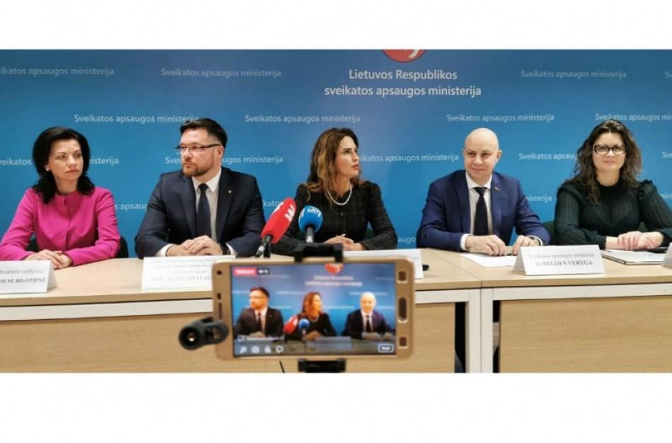 Lietuva rengiasi naujovėms – bus diegiamos telemedicinos paslaugos