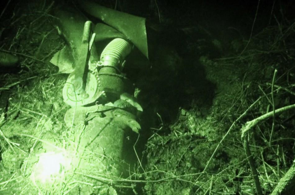 Kėdainių pramoniniame rajone naktį rastas nelegalus nuotekų išleistuvas