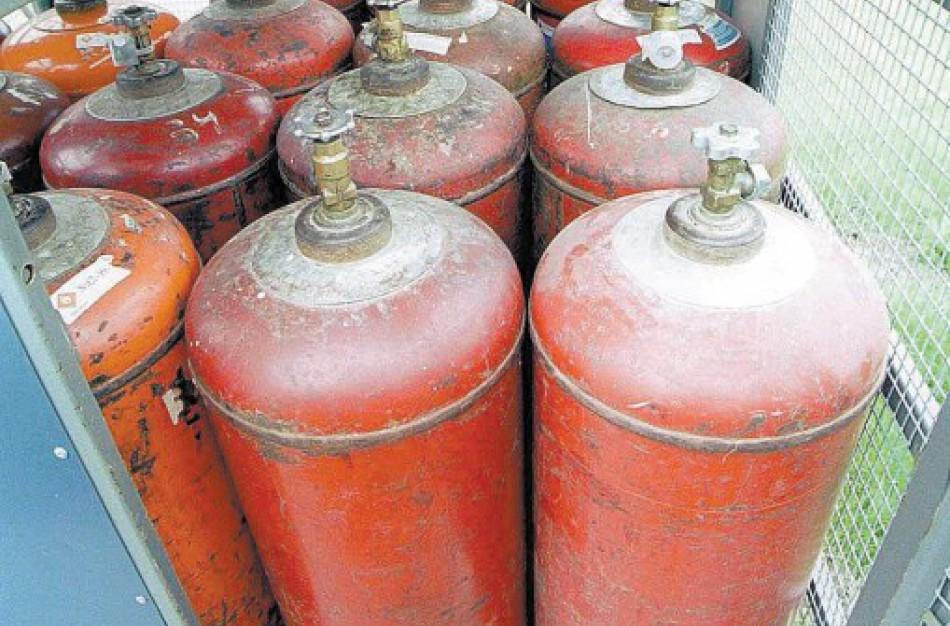 Vienijamos pajėgos tikrinant suskystintų naftos dujų balionų pardavėjus