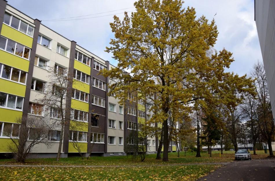 Trijų ir keturių kambarių butų Jonavos mieste pirkimas ( X pirkimas)