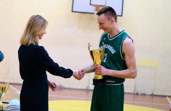 """AB ,,Achema"""" generalinio direktoriaus taurės turnyre - """"Karbamido"""" krepšininkų triumfas"""