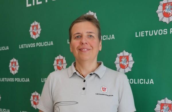 """Vienuolė Fausta, dirbanti Kauno apskrities policijoje: """"Ką pasėsim, tą ir pjausim"""""""