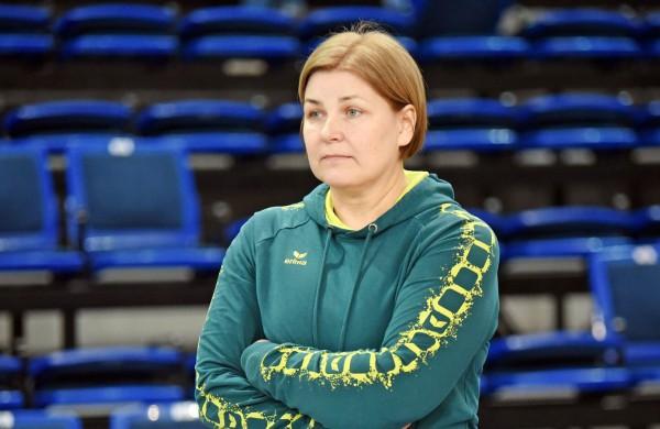 """L.Darandovienė: """"Susidomėjusi tinkliniu iškart visiems pareiškiau, kad būsiu trenerė"""""""