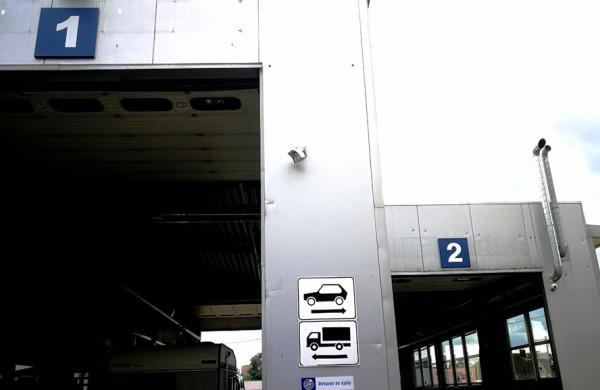 Per karantiną TAC stotyse taikyta tvarka lieka galioti ir po jo
