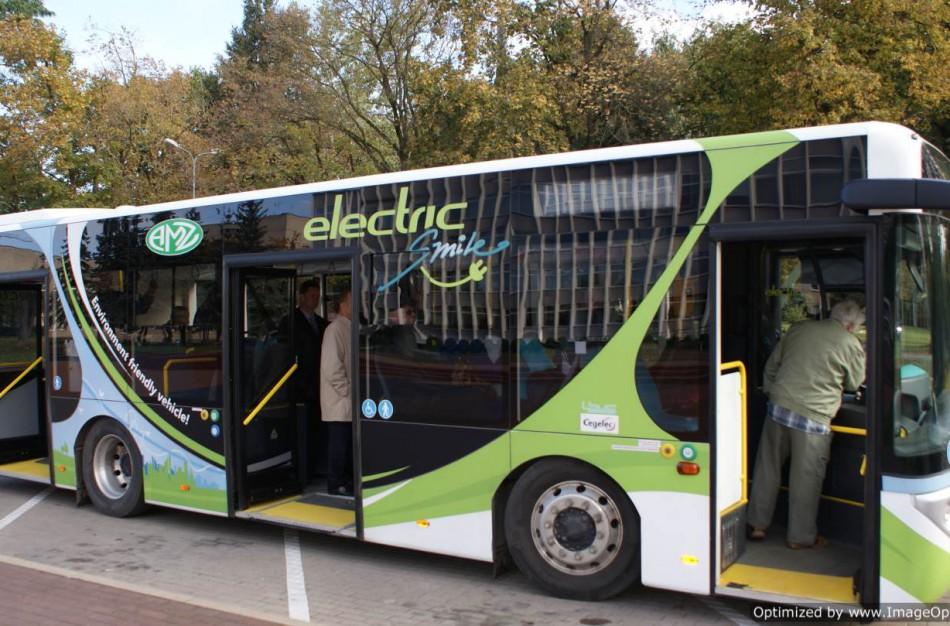 """O. Urbanas: Dėl ekologiško autobuso įsigijimo suavėtos """"geležinės kurpaitės"""""""