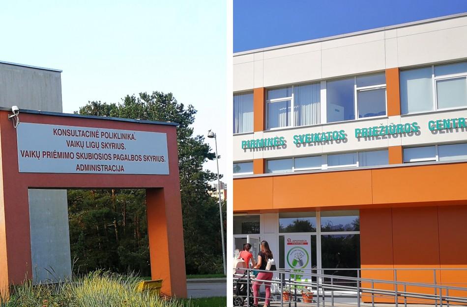 Pacientai painioja: Kokios paslaugos teikiamos Jonavos PSPC, o kokios – Jonavos ligoninėje?