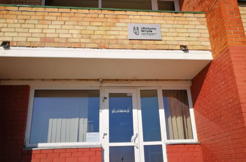 Registruotas nedarbas Jonavos rajono savivaldybės teritorijoje toliau auga