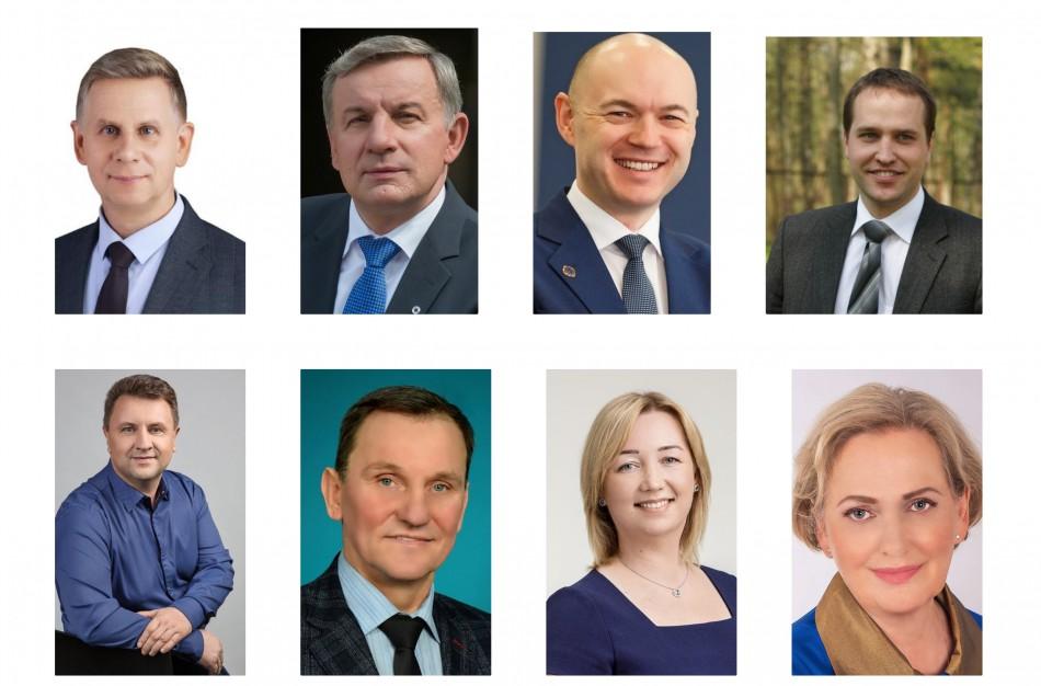 Apklausa: Jei dabar vyktų Seimo rinkimai, už kurį kandidatą balsuotumėte?