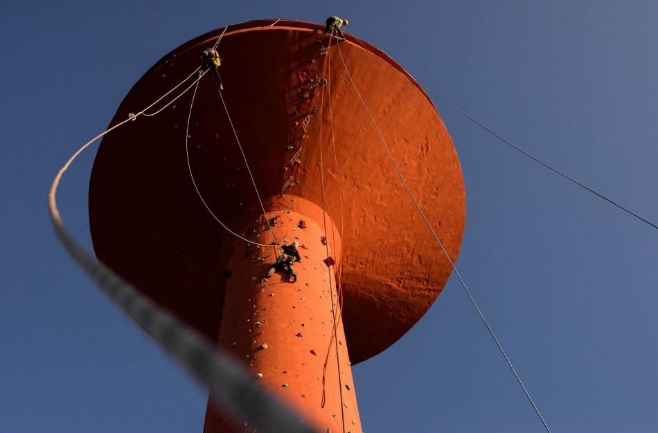 Skelbiamas vandens bokšto nuomos konkursas