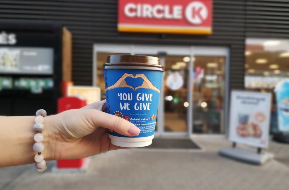 """Jonaviečiai itin aktyviai įsitraukė į ,,Circle K"""" kvietimą dalintis gerumu: esame 4-ti Lietuvoje"""