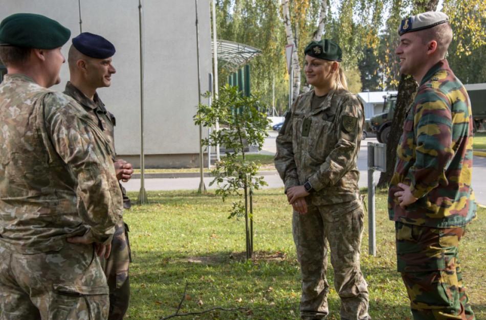 Iš arčiau: Lietuvos ir Prancūzijos karių bendradarbiavimas