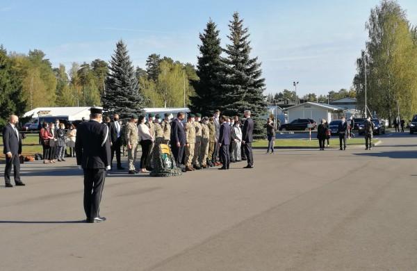 Istorinis vizitas Lietuvoje: Rukloje pirmą kartą lankosi Prancūzijos Prezidentas Emmanuelis Macronas
