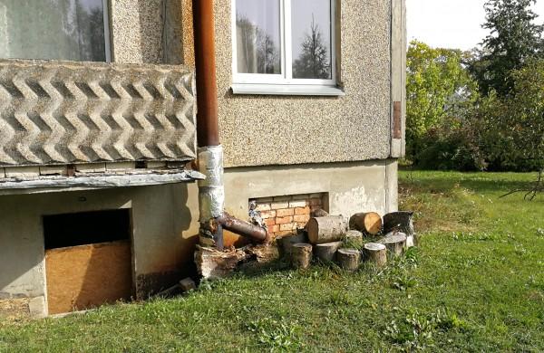 Pirmasis daugiabutis namas rajone, kuris turės naują oras-vanduo šildymo sistemą