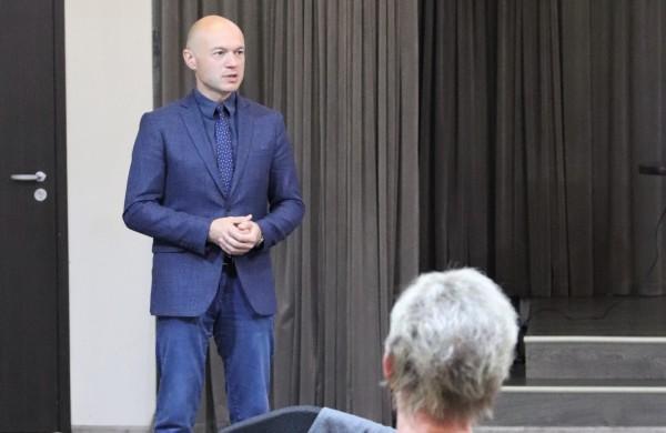 Kauno apskrities kultūros centrų narių desantas Jonavoje