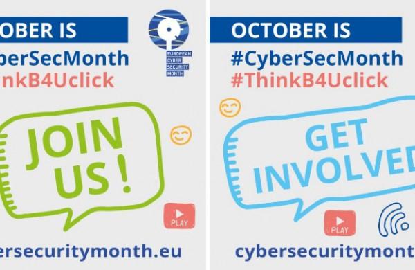 Startuoja 2020 m. Europos kibernetinio saugumo mėnuo