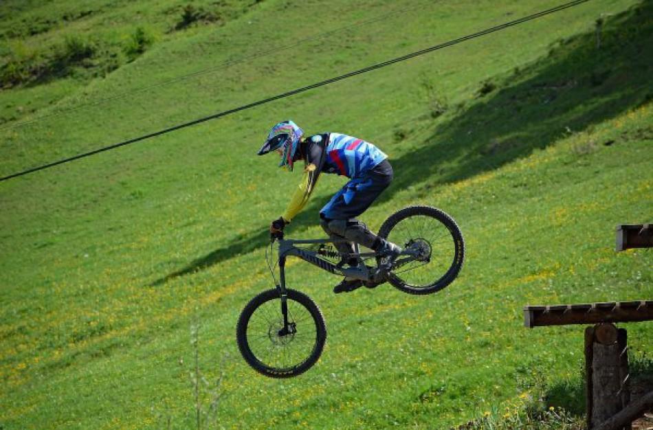 Europos fondas patvirtino Jonavos kalnų dviračių trasų projektą