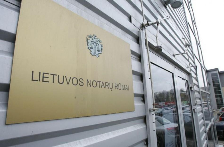 Registrų centro įkainių pigimas – apgaulė, dažniausios paslaugos brangsta 2-5 kartus, teigia Notarų rūmai