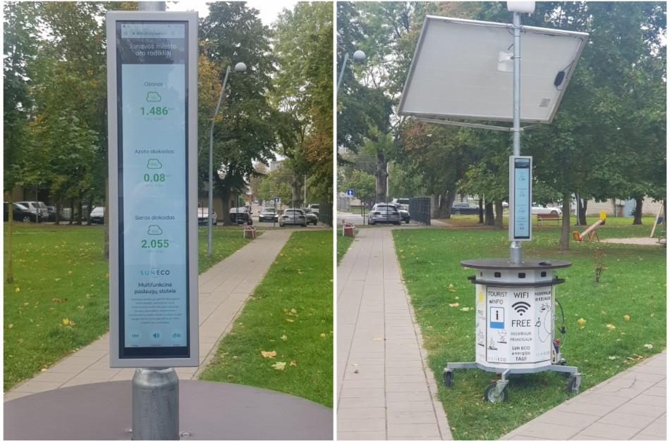 Savivaldybė stebės oro kokybę Jonavos rajone