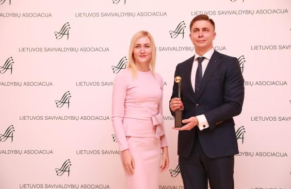 """Jonavos savivaldybei – """"Auksinė Krivūlė"""" už kultūros puoselėjimą"""