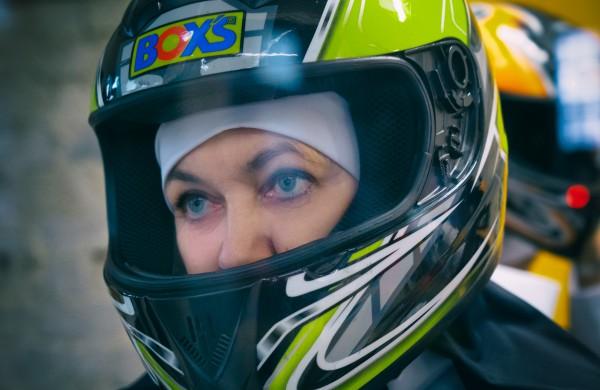 """Paskutiniame """"Ladies Go"""" varžybų etape žinomų lenktynininkų klausimai"""