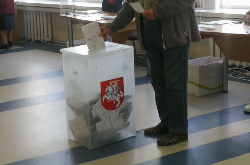 Perskaičiavus Upninkų apylinkės balsus paaiškėjo, kad Deltuvos pietinės rinkimų apygardos komisijos protokolas neatitinka rinkėjų valios