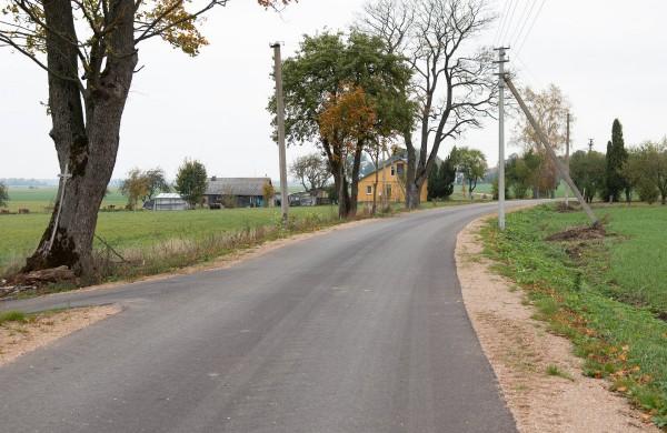 Baigti remonto darbai Jonavos rajono ir miesto gatvėse