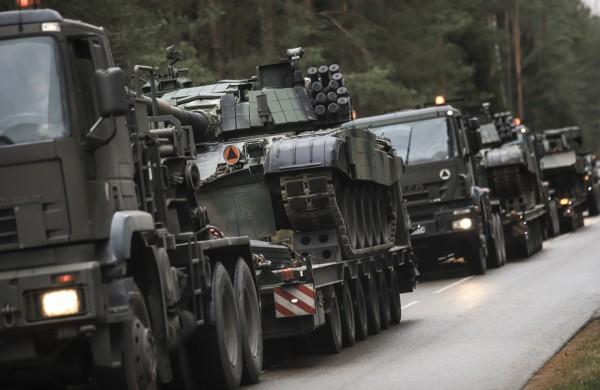 Lietuvos teritorijoje treniruosis NATO greitojo reagavimo pajėgos