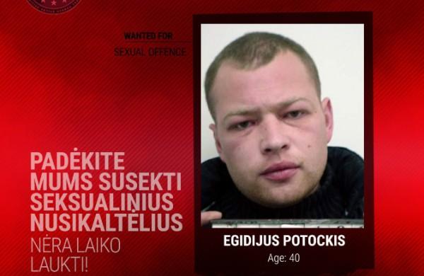 """Europos """"Ieškomiausių"""" sąraše seksualiniais nusikaltimais įtariami asmenys"""